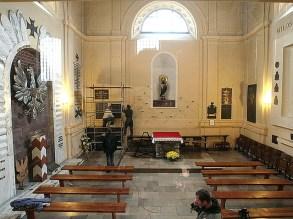 St. Ann's church, Polish Army chapel