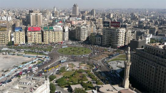 Quảng trường vuông Tahrir (Quảng trường Tahrir)