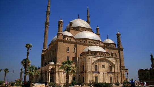Mosque Mohammed Ali (Nhà thờ Hồi giáo Muhammad Ali)