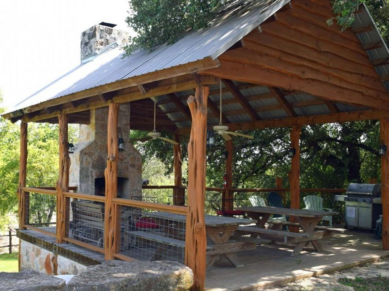 vacation rentals in wimberley tx Blanco River Vacation Home Lonesome Dove