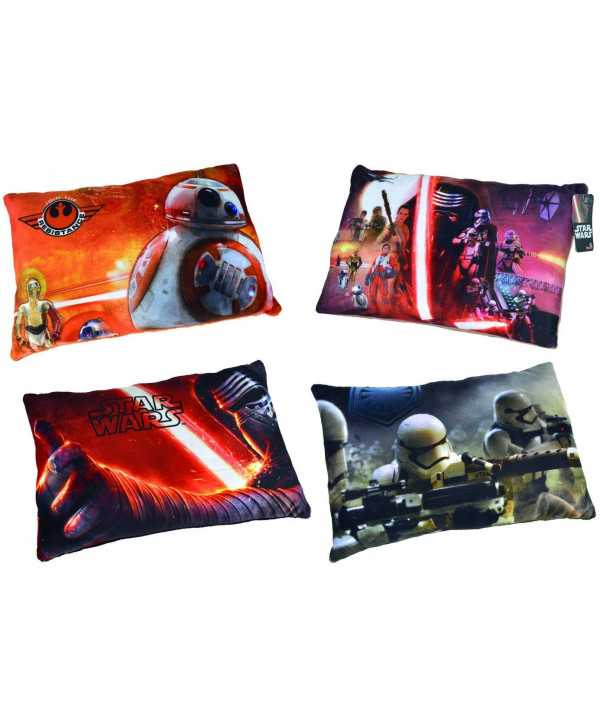 coussin star wars 21x36cm