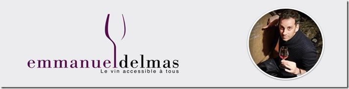 Emmanuel Delmas, le king des blogs vin
