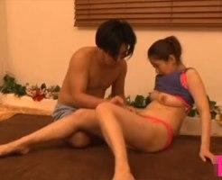 【マッサージ隠撮動画】断ることが出来ないNoと言えない日本人代表のマッサージ嬢が数分で挿入了解ww