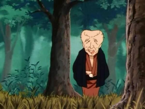 ゲゲゲの鬼太郎4期のぬらりひょんはコメディぽい