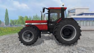tracteur Case IH 1455 XL