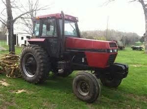 tracteur Case IH 2096