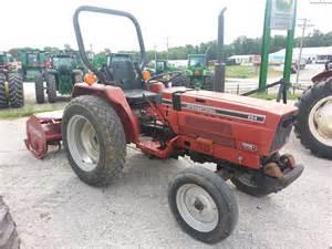 tracteur Case IH 254