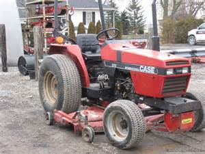 tracteur Case IH 275
