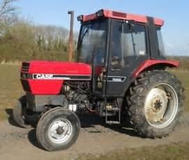 tracteur Case IH 485XL