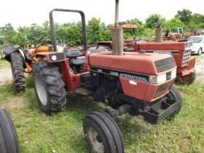 tracteur Case IH 495