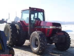 tracteur Case IH 7250