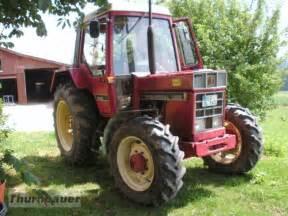 tracteur Case IH 743 XL