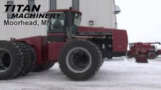 tracteur Case IH 9180