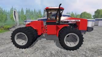 tracteur Case IH 9380