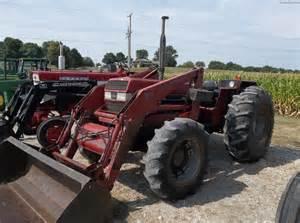 tracteur Case IH 995