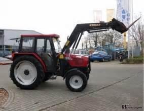 tracteur Case IH C42