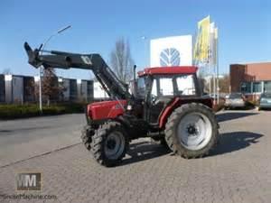 tracteur Case IH C64