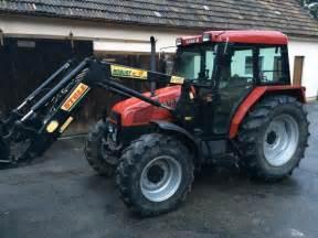 tracteur Case IH CS 63