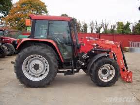 tracteur Case IH CS 78