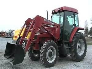 tracteur Case IH CX80