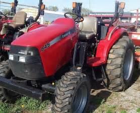 tracteur Case IH D45