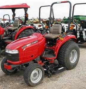 tracteur Case IH DX25