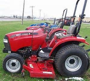 tracteur Case IH DX34