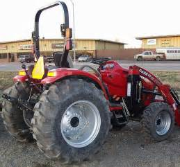 tracteur Case IH DX40