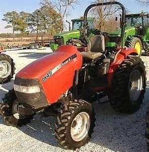 tracteur Case IH DX45