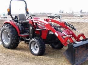 tracteur Case IH FARMALL 45