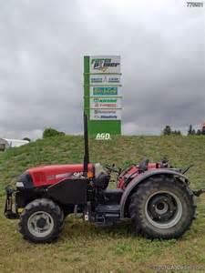tracteur Case IH FARMALL 95N