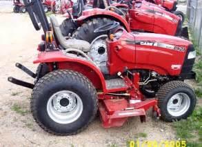 tracteur Case IH FARMALL DX21