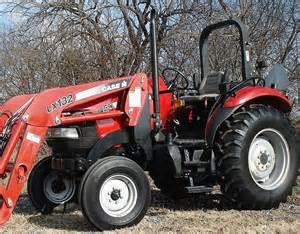 tracteur Case IH JX55