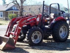 tracteur Case IH JX65