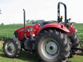 tracteur Case IH JX75