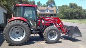 tracteur Case IH JX85