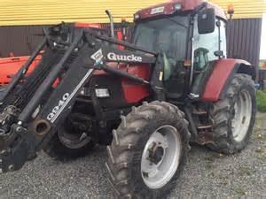tracteur Case IH MX100