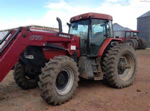 tracteur Case IH MX170