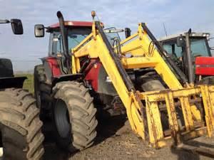 tracteur Case IH MXM175