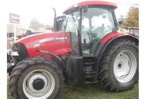 tracteur Case IH MXU115 VALUE