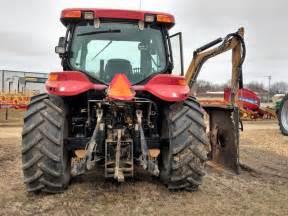tracteur Case IH MXU125