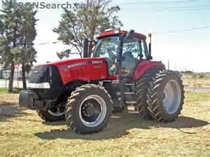 tracteur Case IH MAGNUM 210