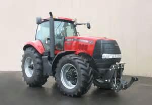 tracteur Case IH MAGNUM 250