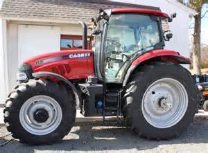 tracteur Case IH MAXXUM 115