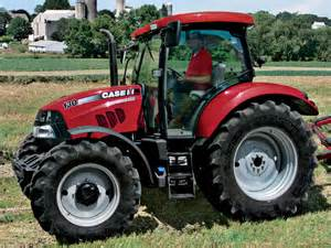 tracteur Case IH MAXXUM 130