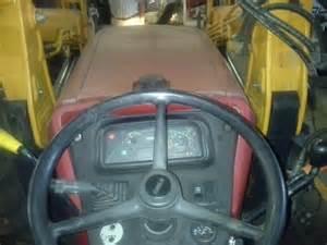 tracteur Case IH PJ75