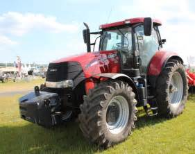 tracteur Case IH PUMA 185