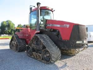 tracteur Case IH STX375QT