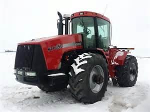 tracteur Case IH STX450