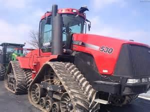 tracteur Case IH STX530QT